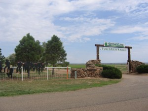 StoneGate Farm Entrance